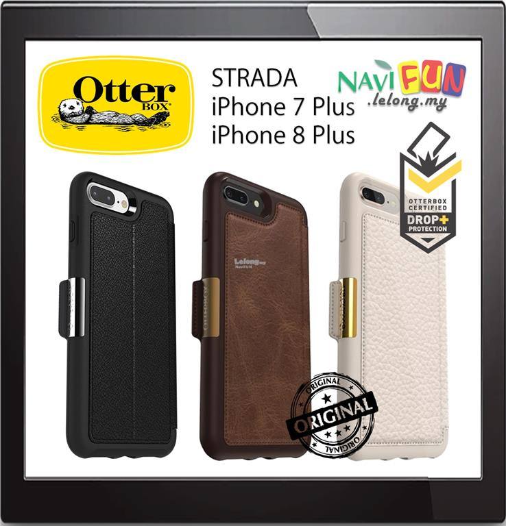 outlet store 1b3df 31ff9 ★ OtterBox iPHONE 8 Plus / 7 Plus STRADA FOLIO CASE