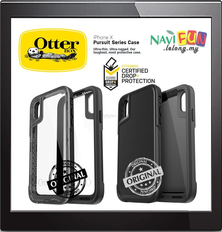 detailed look 5c1ed 61ea2 ★ OtterBox iPHONE X / XS PURSUIT SERIES Thin Rugged CASE