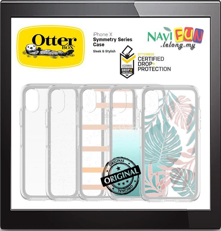 hot sale online f199d b616d ★ OtterBox iPHONE X / XS SYMMETRY CLEAR / GRAPHICS CASE