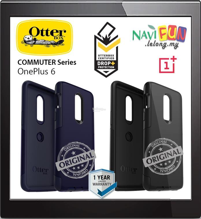 huge discount 830da b5753 ★ OtterBox (ORI) Commuter Rugged 2 Layer case OnePlus 6 1+6