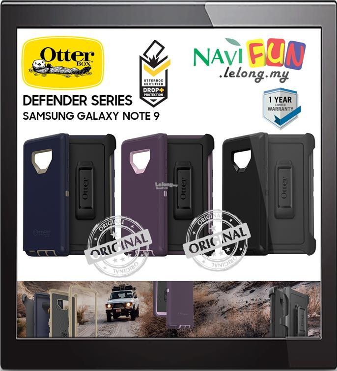 low priced 58f90 efab8 ★ OtterBox Ori Defender case for Samsung Galaxy Note 9