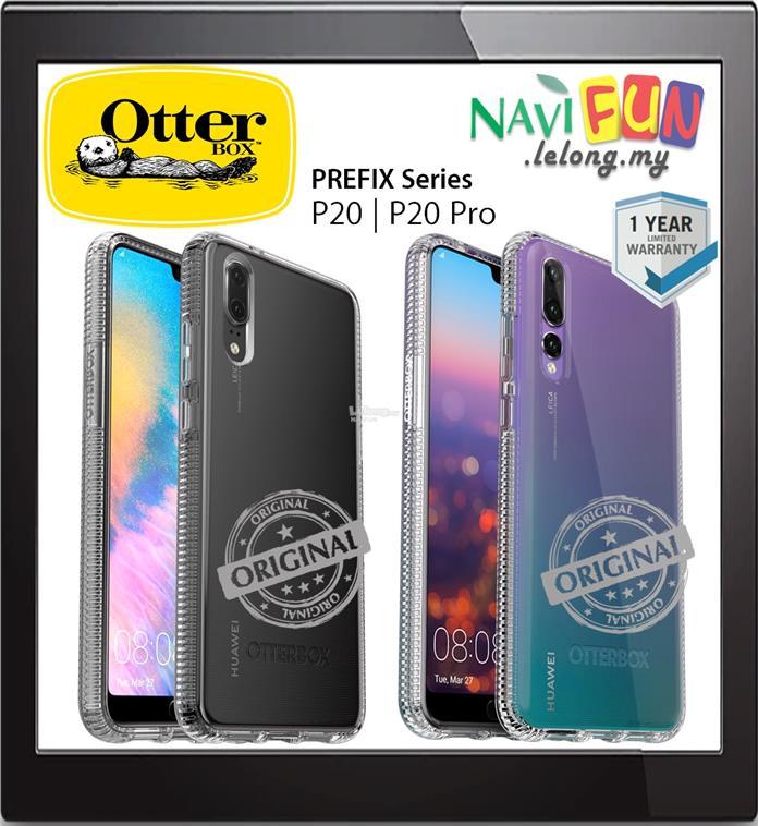 buy popular 40703 2f804 ★ OtterBox Ori Prefix Huawei P20 /P20 Pro Transparent Clear Case
