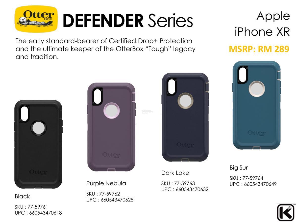 various colors bf4fc 00e70 ★ OtterBox Pursuit/ Defender/ Commuter/ Symmetry case iPhone XR