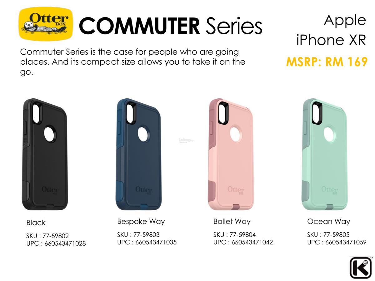various colors 6295d c266c ★ OtterBox Pursuit/ Defender/ Commuter/ Symmetry case iPhone XR