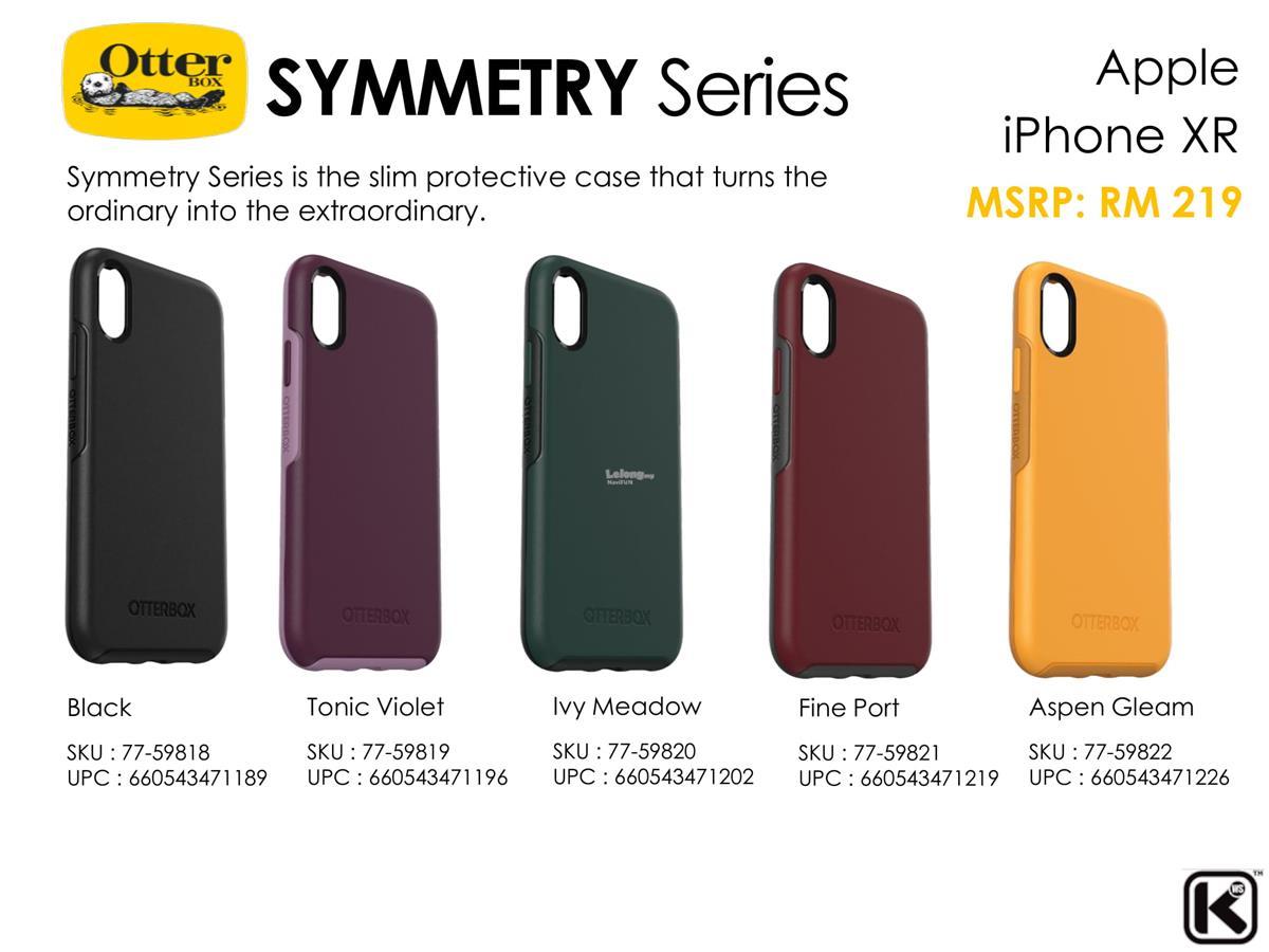 various colors 703e7 35d99 ★ OtterBox Pursuit/ Defender/ Commuter/ Symmetry case iPhone XR