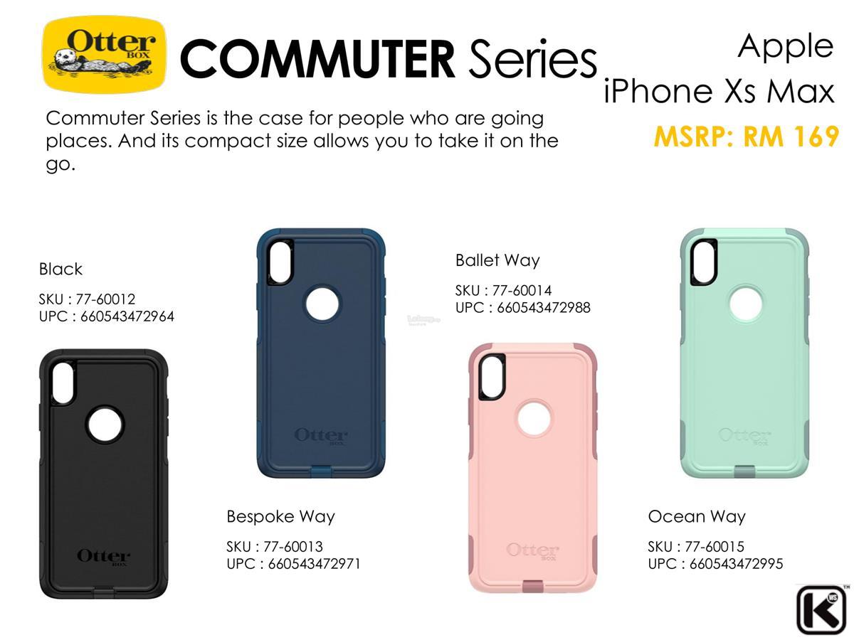 best service 5fbb2 22dcb ★ OtterBox Pursuit/ Defender/ Commuter/ Symmetry iPhone XS MAX