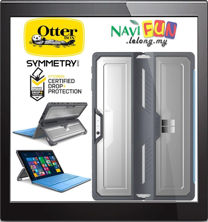 new concept fef34 6503d ★ OtterBox Symmetry Case for Microsoft Surface Pro 4