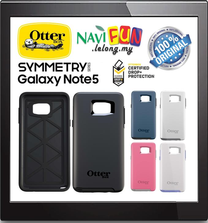 online store bd025 313e0 ★ OtterBox Symmetry Series for GALAXY NOTE 5