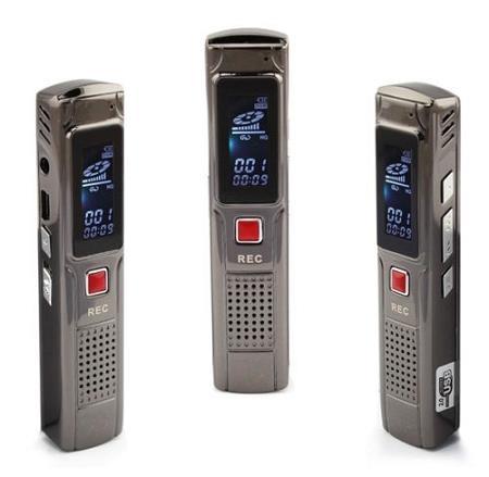 ★ Portable 8GB Digital Voice Audio Recorder (WVR-06A)