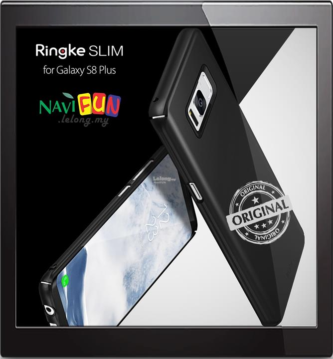 ★ Rearth Ringke SLIM case for Samsung GALAXY S8 | S8+ Plus