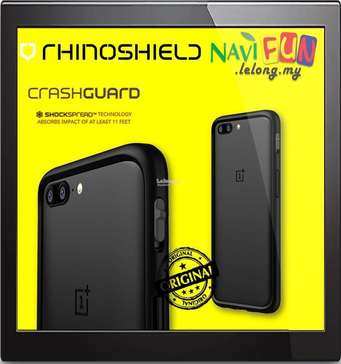 premium selection 08086 0ad2b ★ Rhinoshield CrashGuard Protection Bumper case OnePlus 5