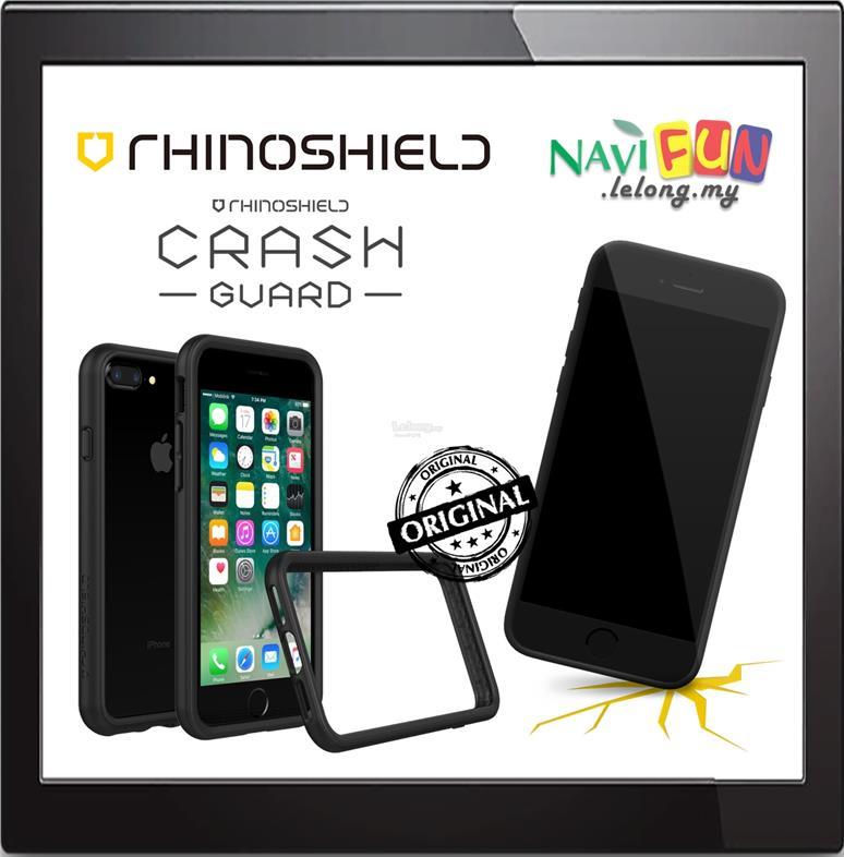 size 40 68e19 7f668 ★ Rhinoshield CrashGuard Protection Bumper iPhone 7 / 8 / Plus