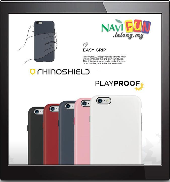 online store 01331 3d1f2 ★ RhinoShield PlayProof Case - iPhone 6 / 6s / 6 Plus / 6s Plus