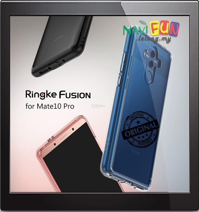 ★ Ringke FUSION PC back TPU case Huawei Mate 10 Pro 2017