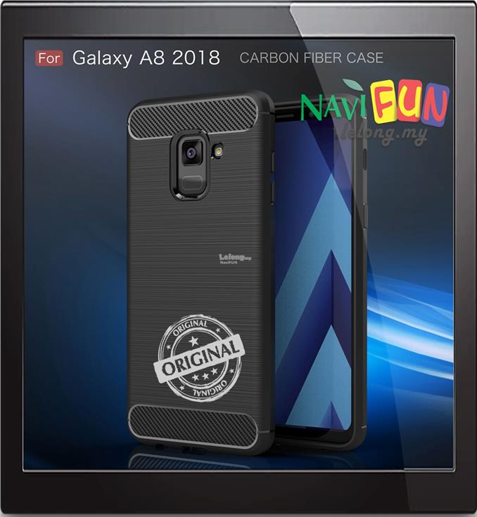 huge discount 96a71 0f414 ★ Samsung GALAXY A8 / A8 Plus 2018 Rugged TPU Slim Armor Case