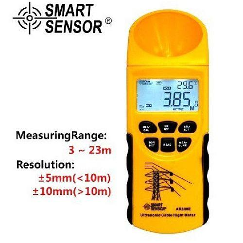 ★ Smart Sensor AR600E Measuring Range (WP-AR600E)
