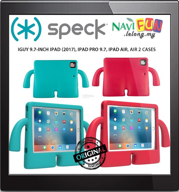 size 40 e8a17 355d5 ★ Speck IGUY 9.7-INCH IPAD 2017 / PRO 9.7/ iPad Air 1/2 CASES