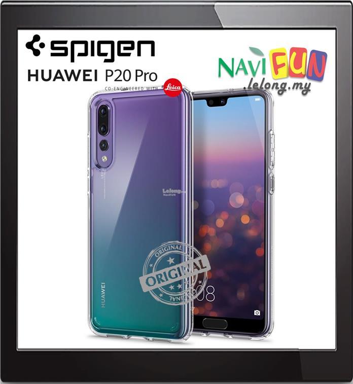 best cheap 3a244 cc048 ★ Spigen (Ori) Ultra Hybrid Clear TPU+PC case Huawei P20 Pro