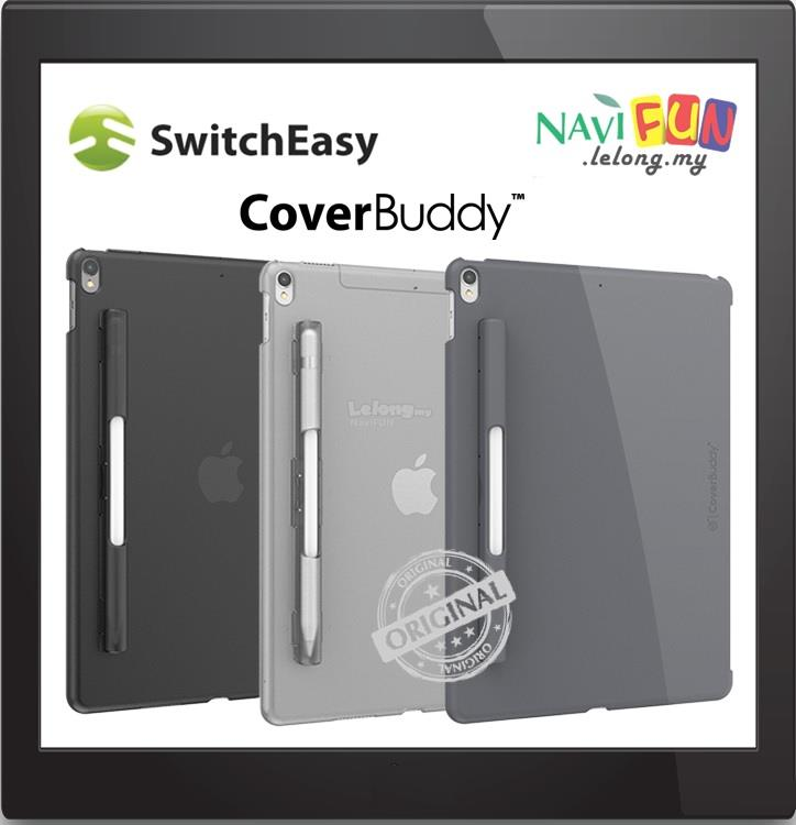 ★SwitchEasy (ORI) CoverBuddy case iPad Pro 10.5 Pen Holder