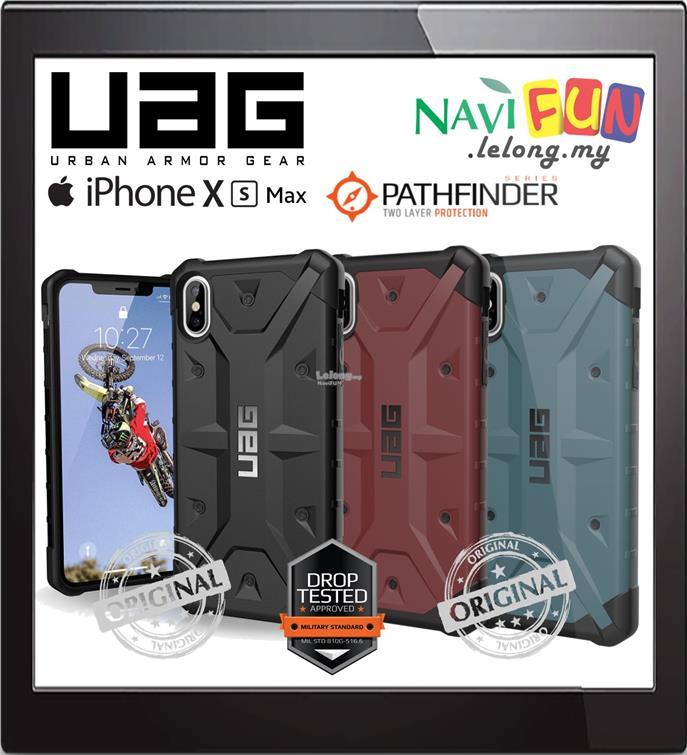 newest d78d0 8f68c ★ UAG (ORI) Pathfinder case for Apple iPhone XS MAX 6.5'