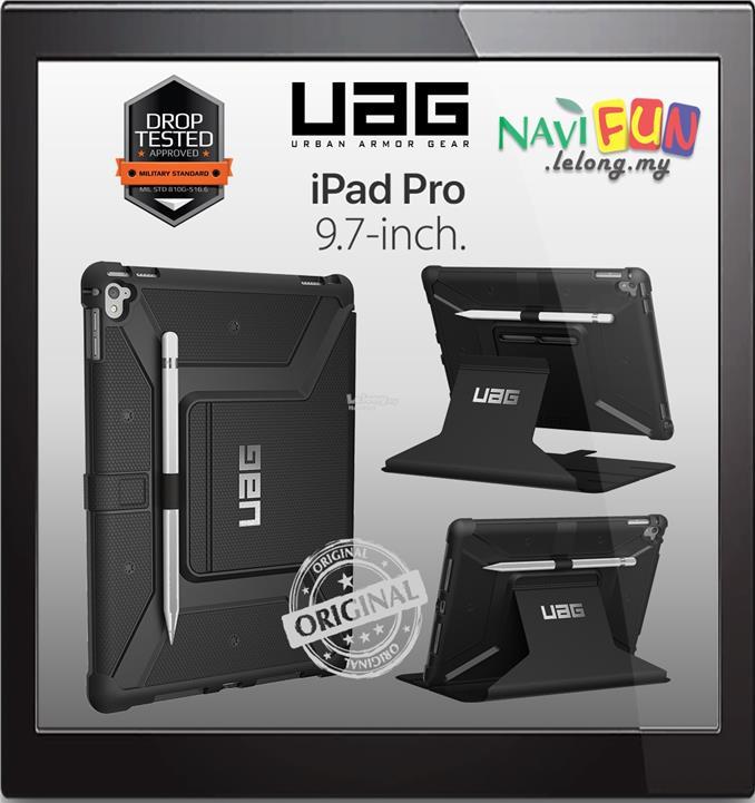 new style fb0c7 4952d ★ Urban Armor Gear UAG Metropolis case iPad Pro 9.7 (2016)