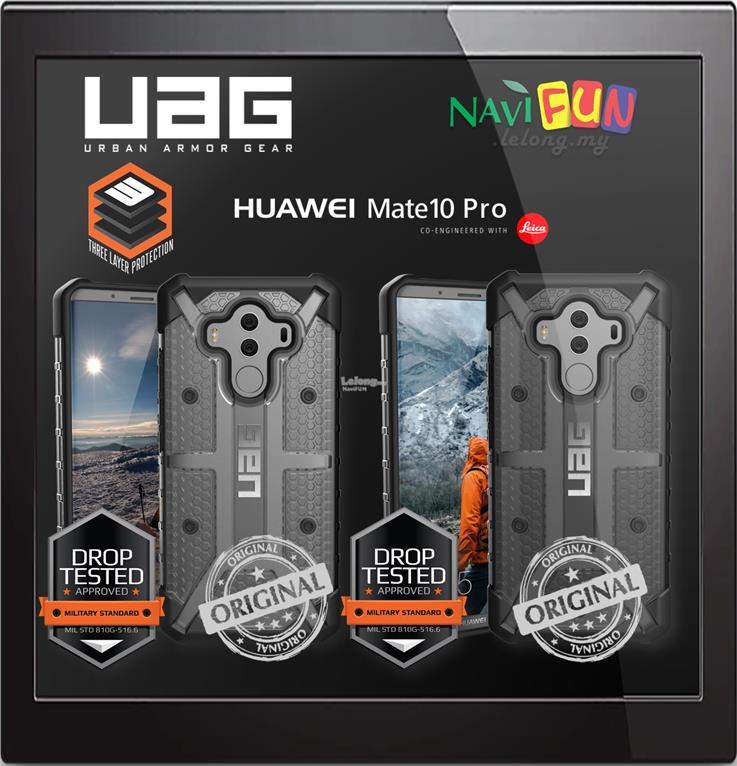 online store e0d9f 8da18 ★ Urban Armor Gear UAG Plasma case Huawei Mate 10 Pro Porsche