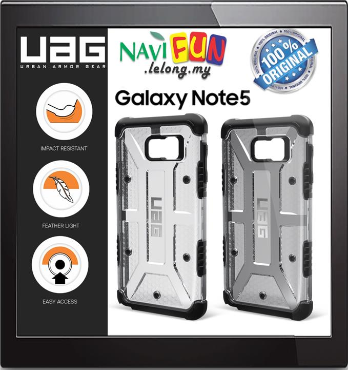 ★ UrbanArmorGear UAG Case for Samsung GALAXY Note 5