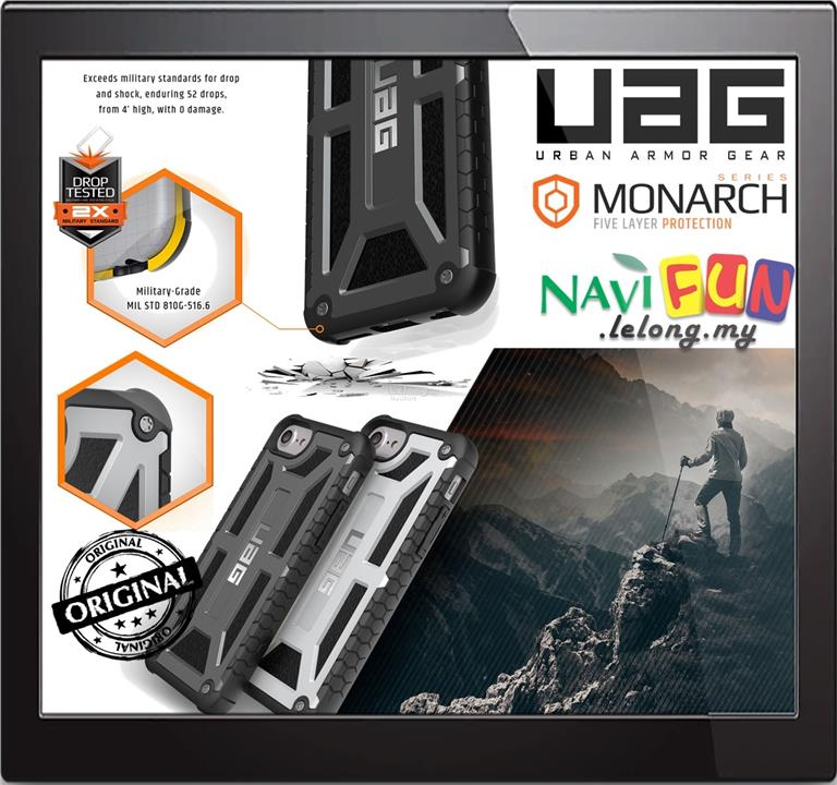 ★ UrbanArmorGear- UAG Monarch Cases for iPhone 7 / 7 Plus / 8 /