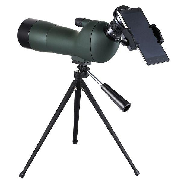 ★ Waterproof 60x Zoom Spotting Scopes With Tripod (WP-GW2060)