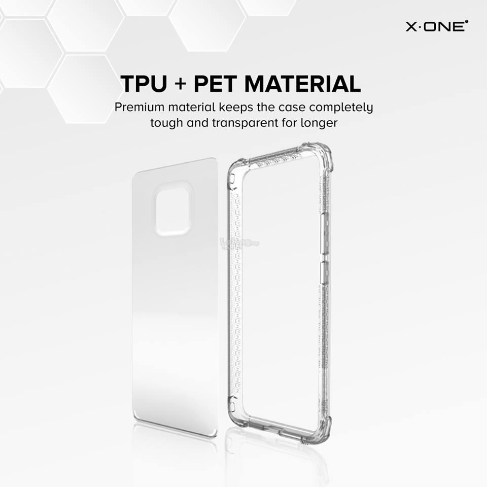 ★ X-One® DropGuard Pro Clear case for Huawei Mate 20 Pro
