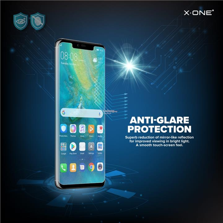 ★X-One Matte anti Bluelight Screen Protector Huawei P30 Pro