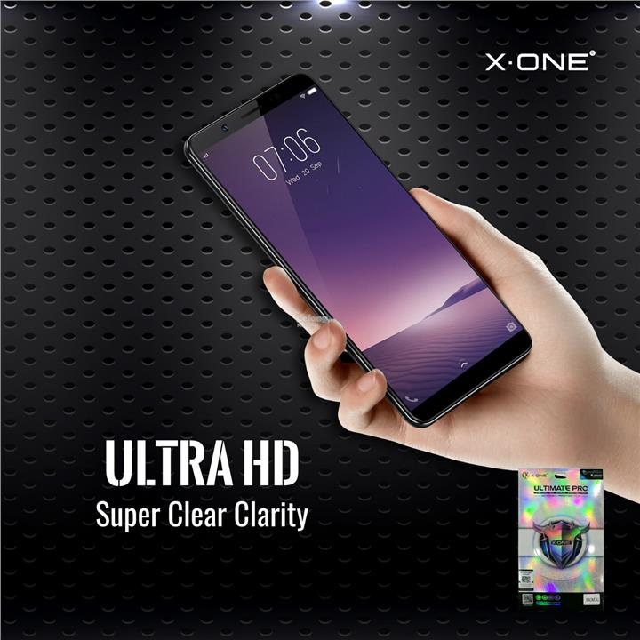 ★ X-One® Ultimate Pro Screen Protector Honor 8X 2018