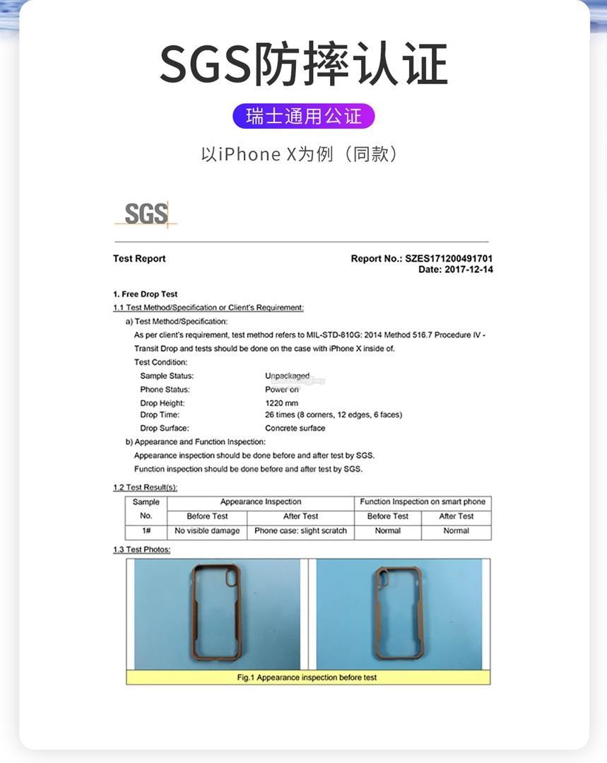 ★ XUNDD Beetle SGS Military Case Huawei Nova 5 / Nova 5 Pro