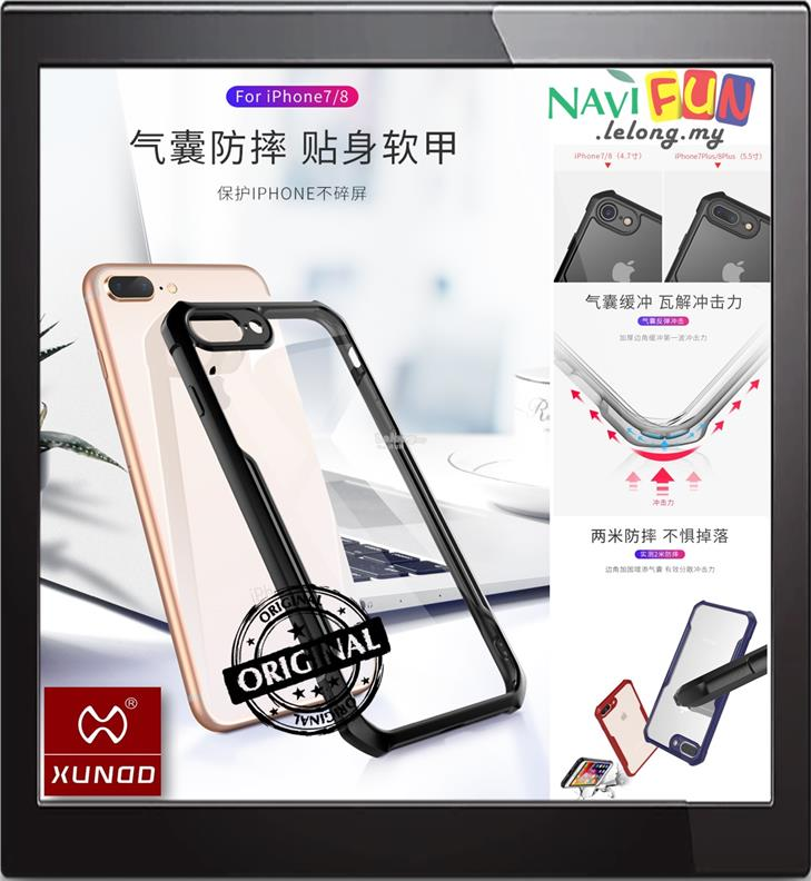 ★ XUNDD Military Drop Protection Case for iPhone 7 8 7 Plus