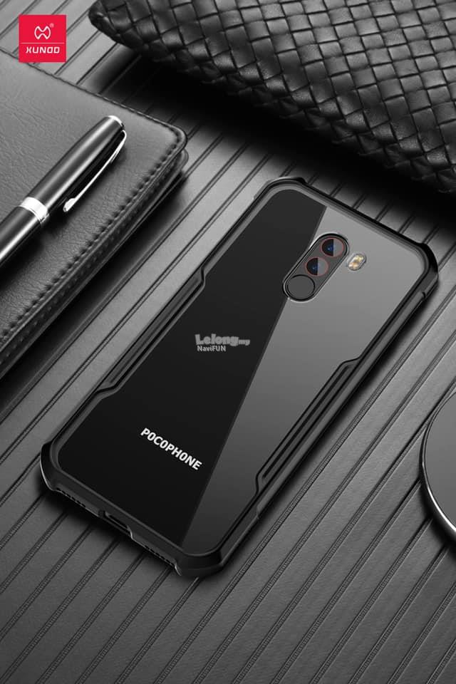 ★ XUNDD Military Drop Protection Case for Pocophone F1
