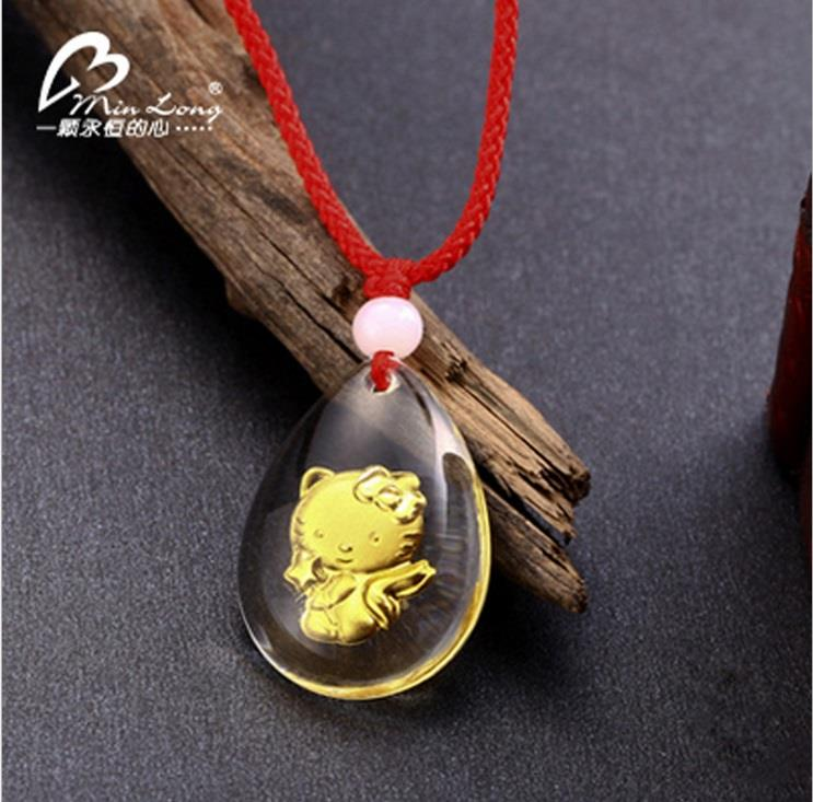 and pendant white chains thin genuine women men yellow category pure gold necklace fine slim sample unisex rose product shop simple