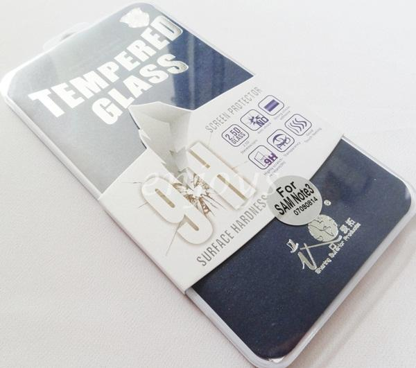 9H 2.5D Tempered Glass Screen Protector Samsung Note 3 N9005 *XPD