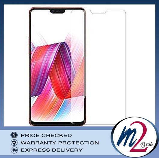 9H Hardness Tempered Glass Screen Protector For Oppo F7