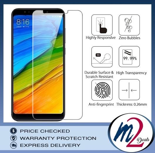 9H Hardness Tempered Glass Screen Protector For Xiaomi Redmi 5 PLUS