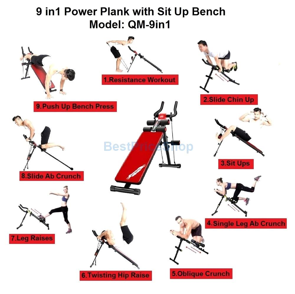 Sit Up Bench Workouts 28 Images Multi Function Fitness