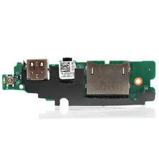 9XH8W - DELL POWER BUTTON USB AUDIO CARD READER I/O BOARD (REF)
