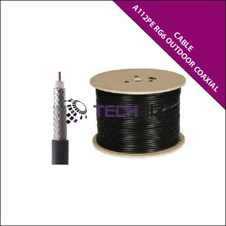 A112PE - All-Link RG6 Outdoor Coaxial cable