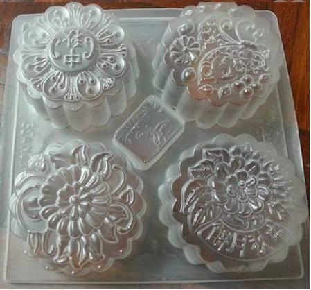 A36 Jelly Moon Cake Mold 4 In 1