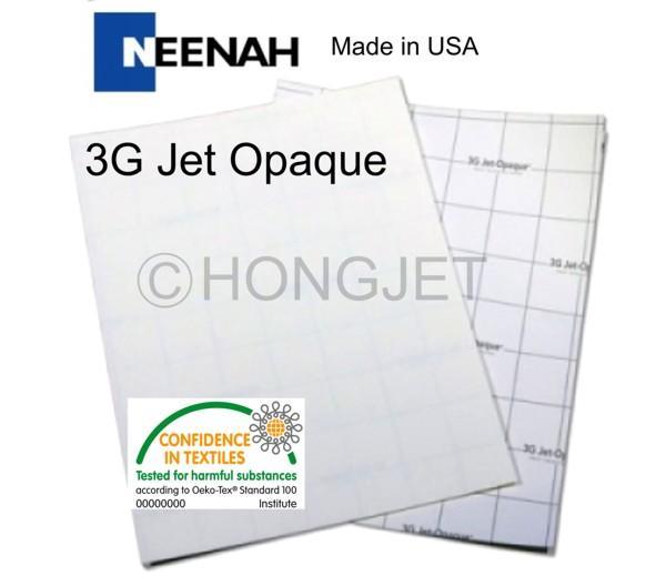 3g opaque paper darks