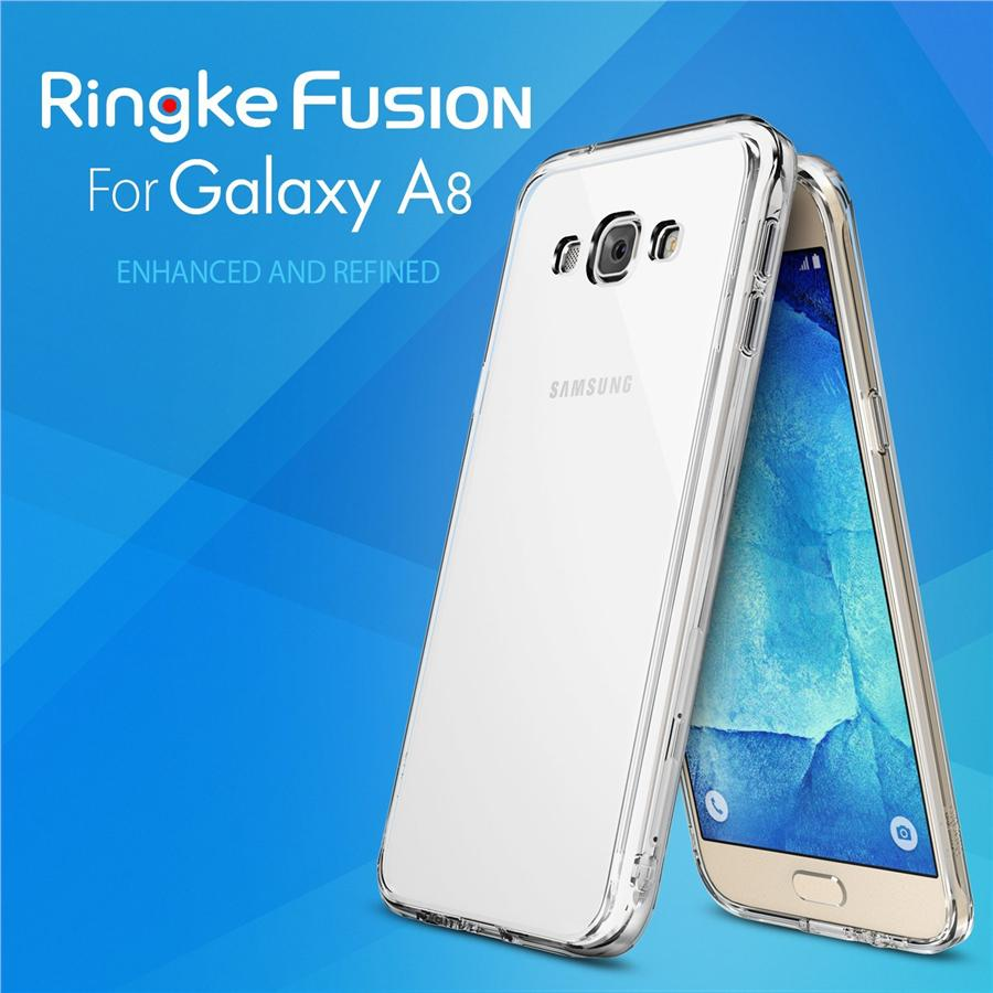 buy popular 49d7b 82bdb [A8 2015/2016] Ori Rearth Ringke Fusion Case for Galaxy A8 2016