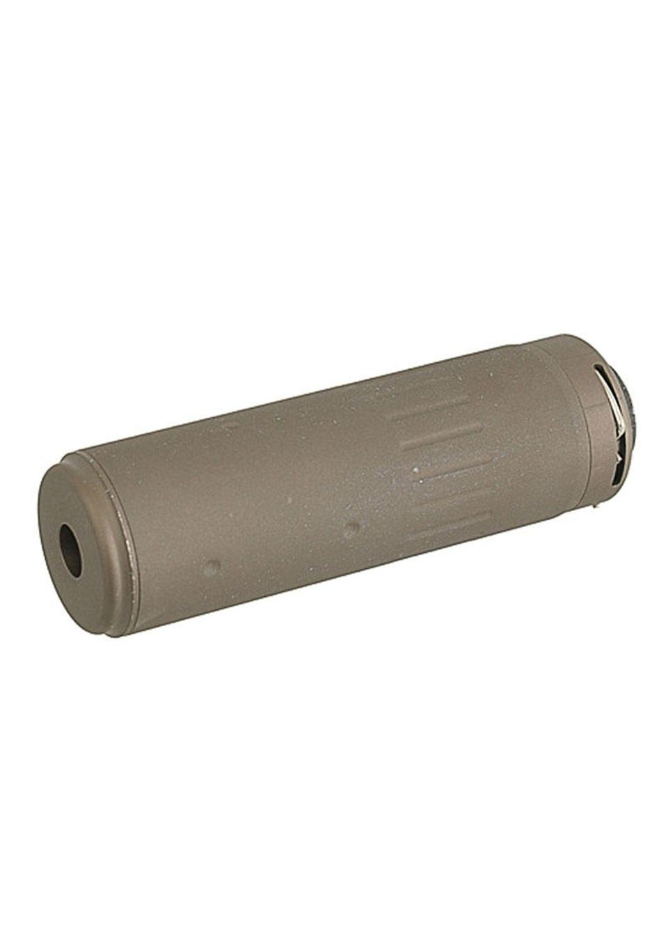 AAC SHORT QD SILENCER TAN