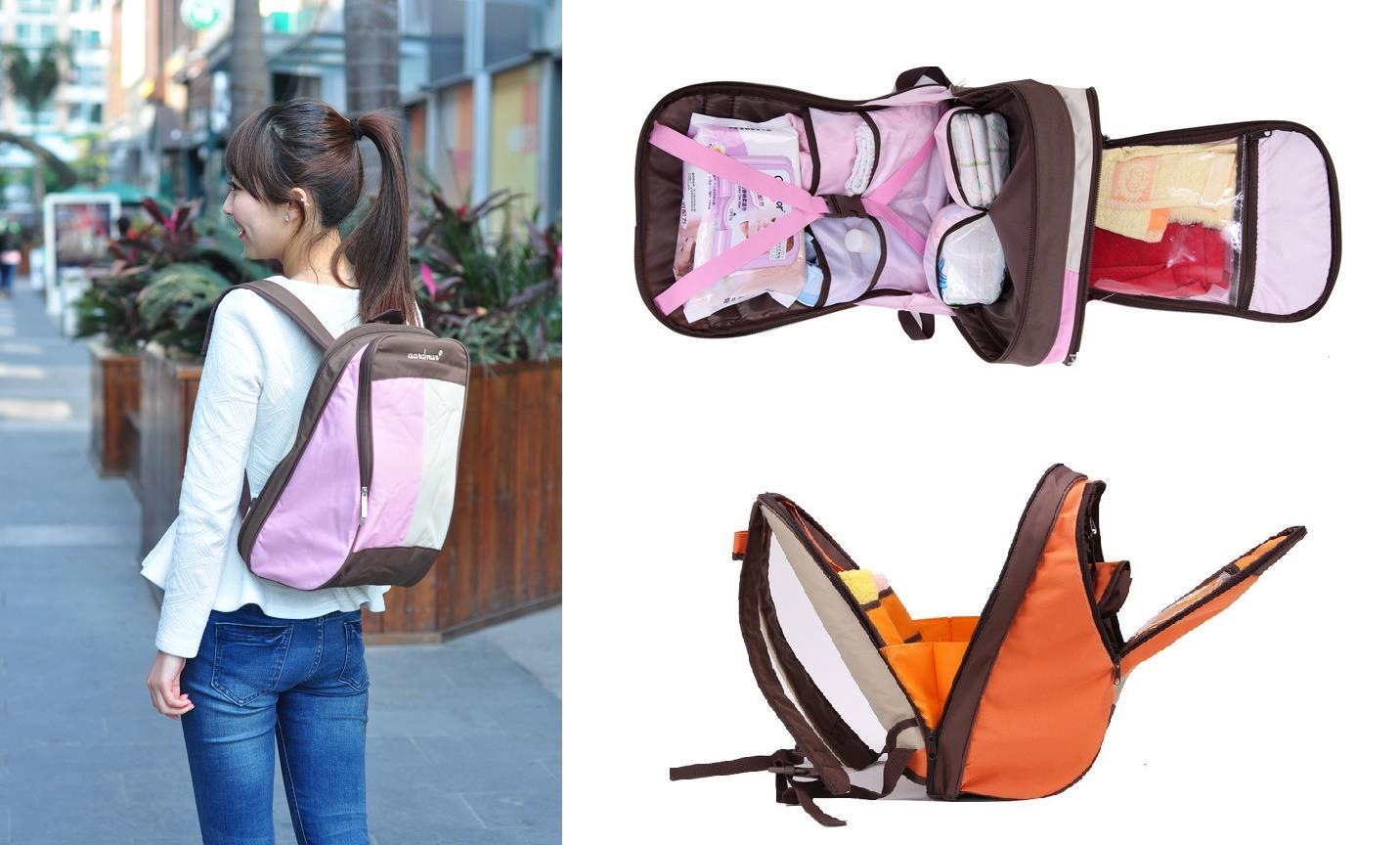 new aardman multifunctional baby d (end   pm) - aardman multifunctional baby diaper bags modern mommy backpack