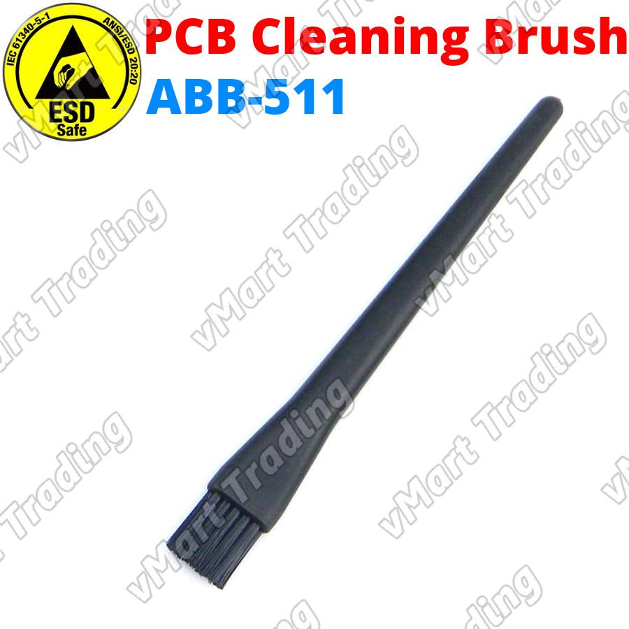 ABB-511 Antistatic / ESD Safe PCB Cleaning Brush