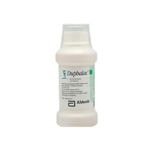 abbott duphalac lactulose oral solut (end 5/26/2018 7:00 pm), Skeleton