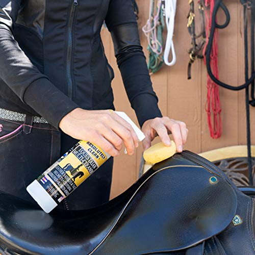 Absolutely Clean Amazing Saddle  & Tack Cleaner and Conditioner/from USA